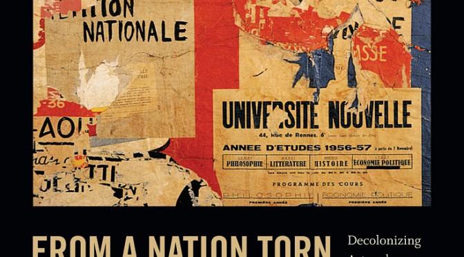 16 JUIN 2015 : Huitième séance / Hannah Feldman / Aesthetics and Other Erasures : L'art durant la guerre d'indépendance algérienne