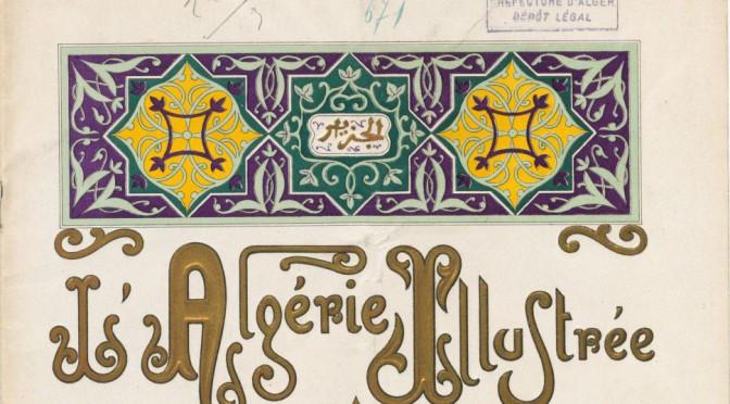 M comme Maghreb sur Gallica, le blog