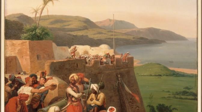 Salle 7 – Capter l'Algérie; Effacer pour contrôler