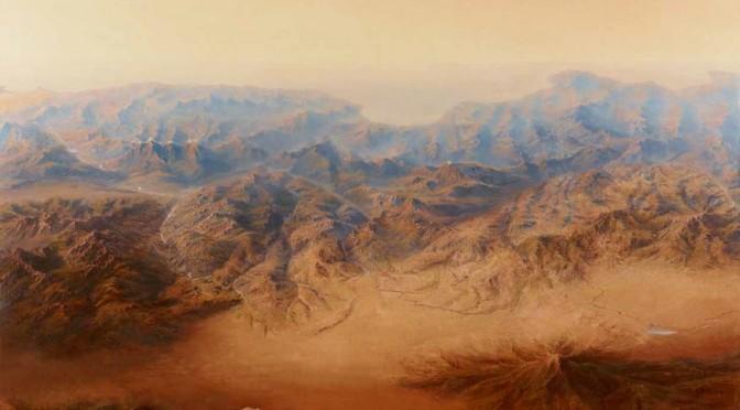Salle 9 – Capter l'Algérie; Traverser le Sahara